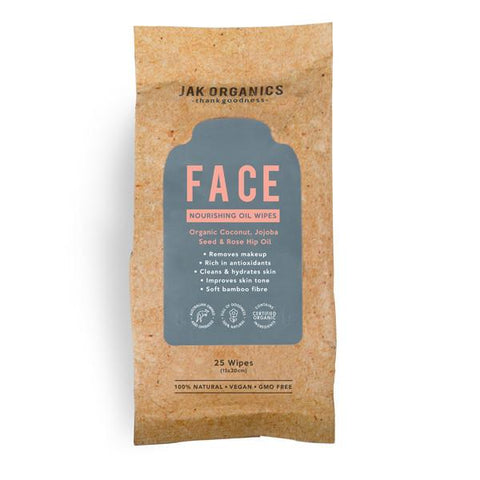 FACE Wipes Coconut Rosehip MULTIBUY x3 PACKS