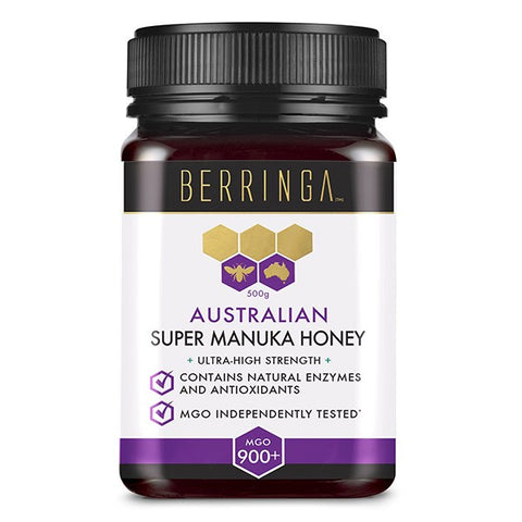 MGO™ 900+ Super Manuka Organic Honey 250g