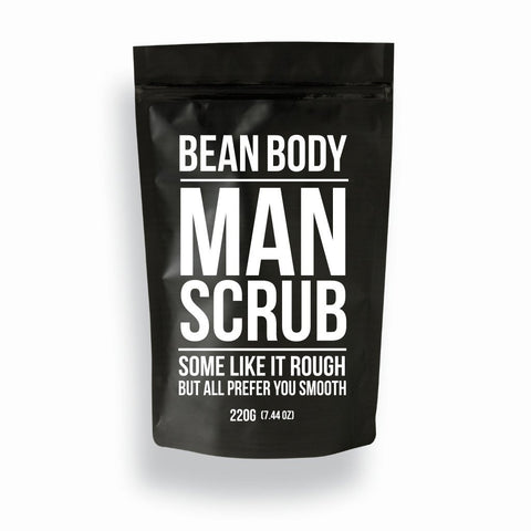 Bean Body Man Scrub 220g