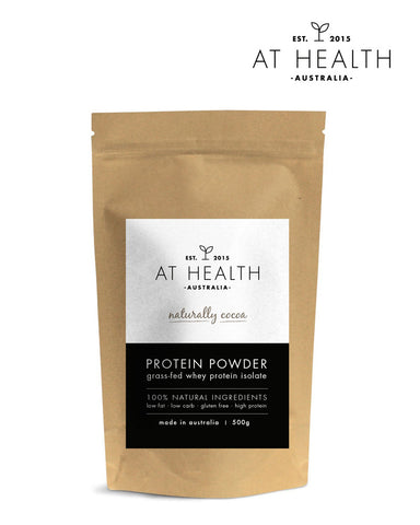 Natural Whey Protein (Naturally Cocoa 3kg)