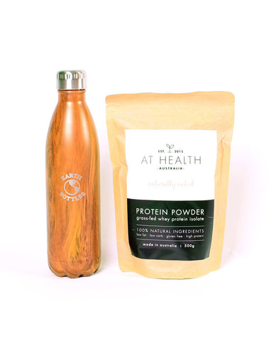 Eco Lifestyle Gift Pack Protein Power Ranger