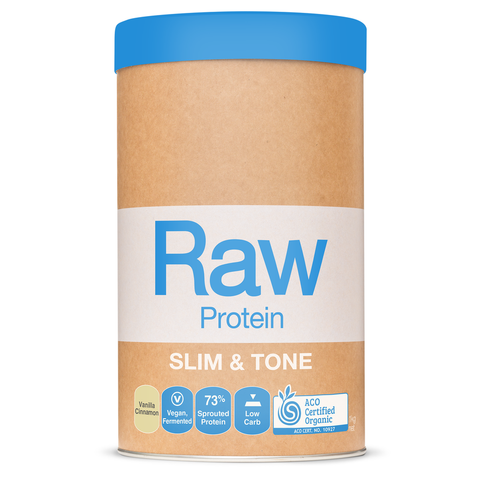 Vegan Slim and Tone Protein Various Flavours 1kg
