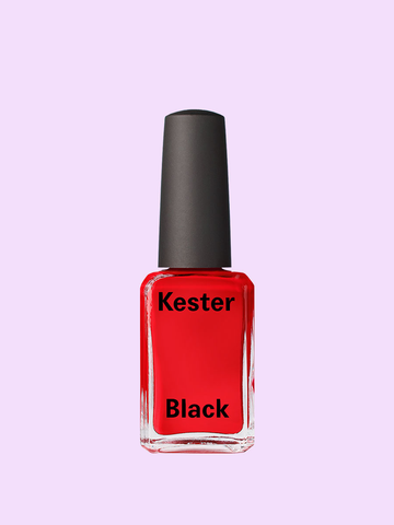 Cruelty Free Nail Polish Rouge (Orange Red)