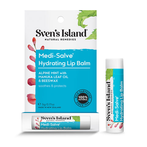 Medi-Salve Hydrating Lip Balm 5g