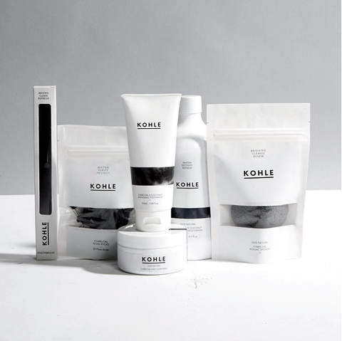 Whiten, Detoxify and Refresh Giftset