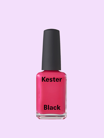 Cruelty Free Nail Polish Sorbet (Candy Pink)