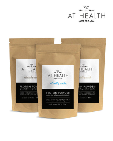 Natural Whey Protein (All Flavour Gift Pack)