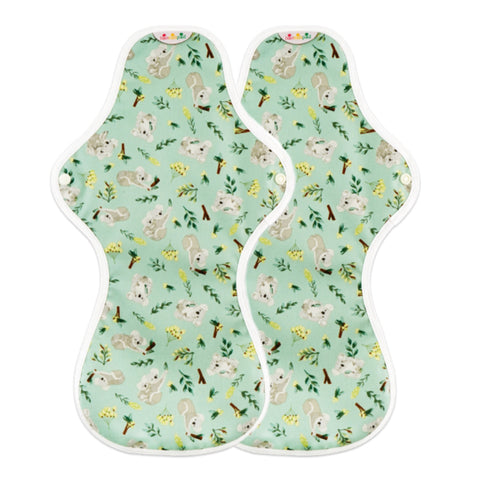 Reusable Fabric Non Toxic Ultra Pad Duo
