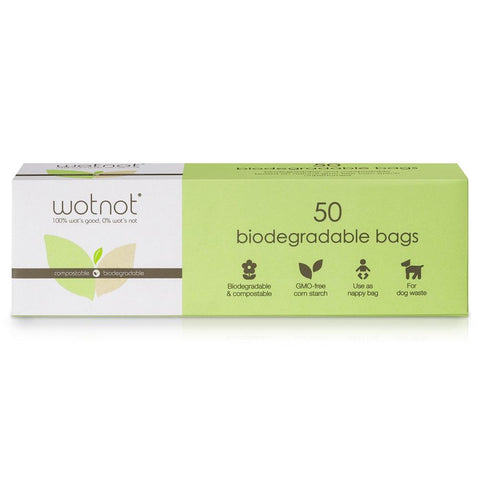 Biodegradable & Compostable Nappy Bags
