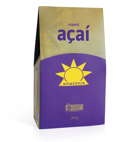 Organic Freeze Dried Açaí Powder
