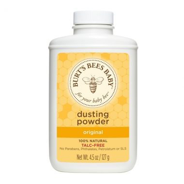 Baby Bee Talc Free Dusting Powder
