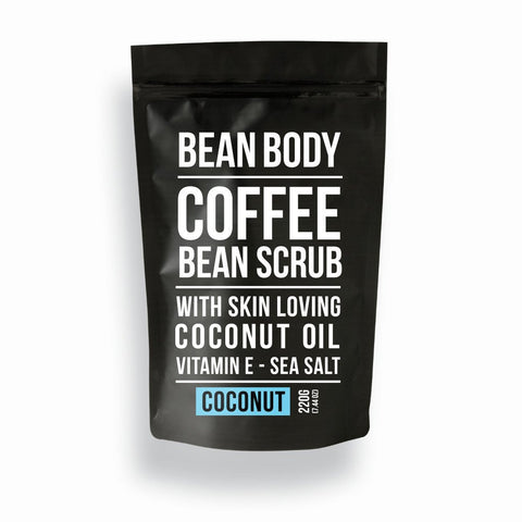Bean Body Coffee Bean Scrub Coconut 220g