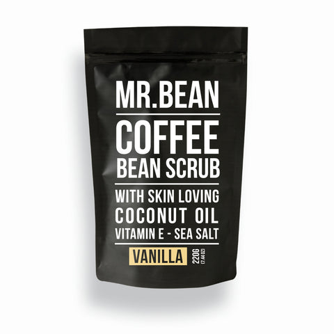 Bean Body Coffee Bean Scrub Vanilla 220g