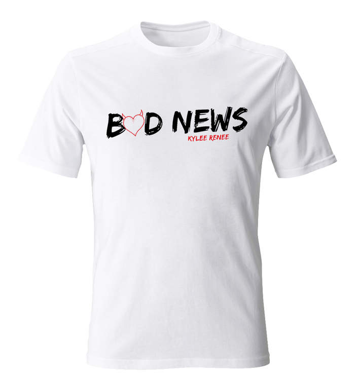 "Kylee Renee's ""Bad News"" T-Shirt"