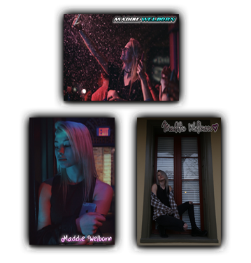 Maddie Welborns 3x Poster Bundle