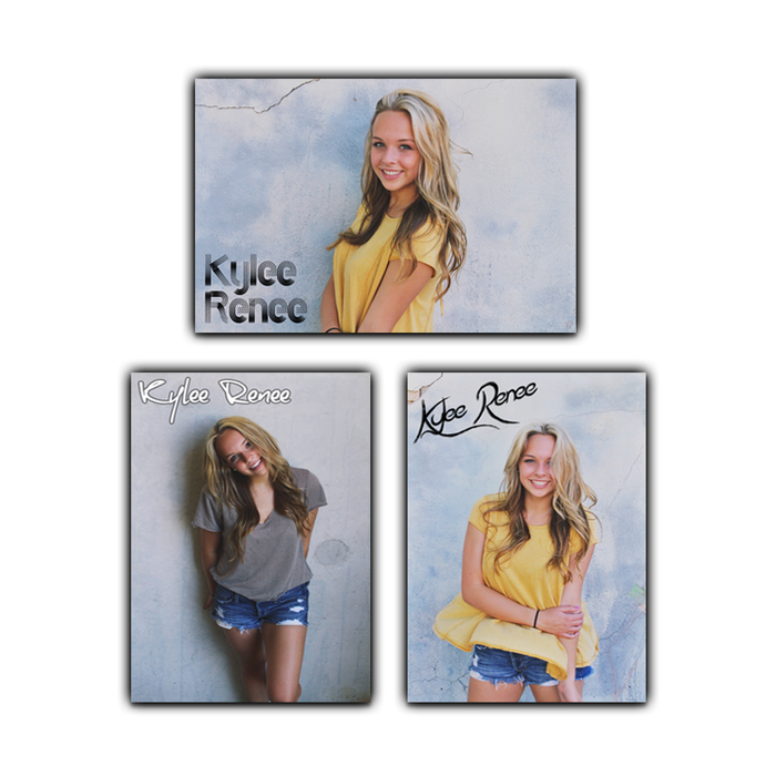 Kylee Renee's Poster Bundle