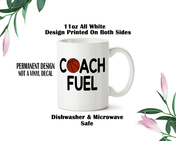 Coach Fuel Cup, Coach Coffee Mug, Coach Water Bottle, Travel Mug, Christmas Gifts, Birthday Gifts, Thanks Coach, Coach Gift