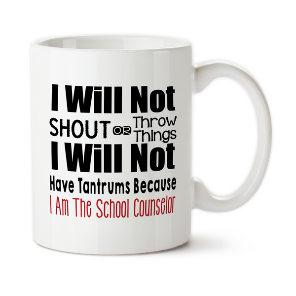 School Counselor Coffee Mug, Water Bottle, Travel Mug, Christmas Gifts, Birthday Gifts, Funny Counselor Gift