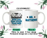 Special Educator Gift, Special Needs Teacher Mug, Water Bottle, Travel Mug, Christmas Gifts, Gifts For Teacher, Teaching Mug
