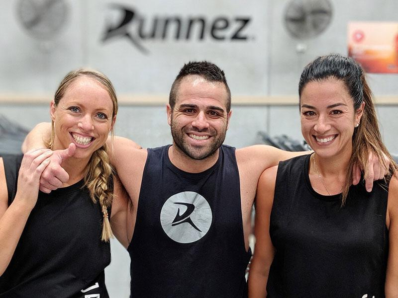 Train together with Runnez