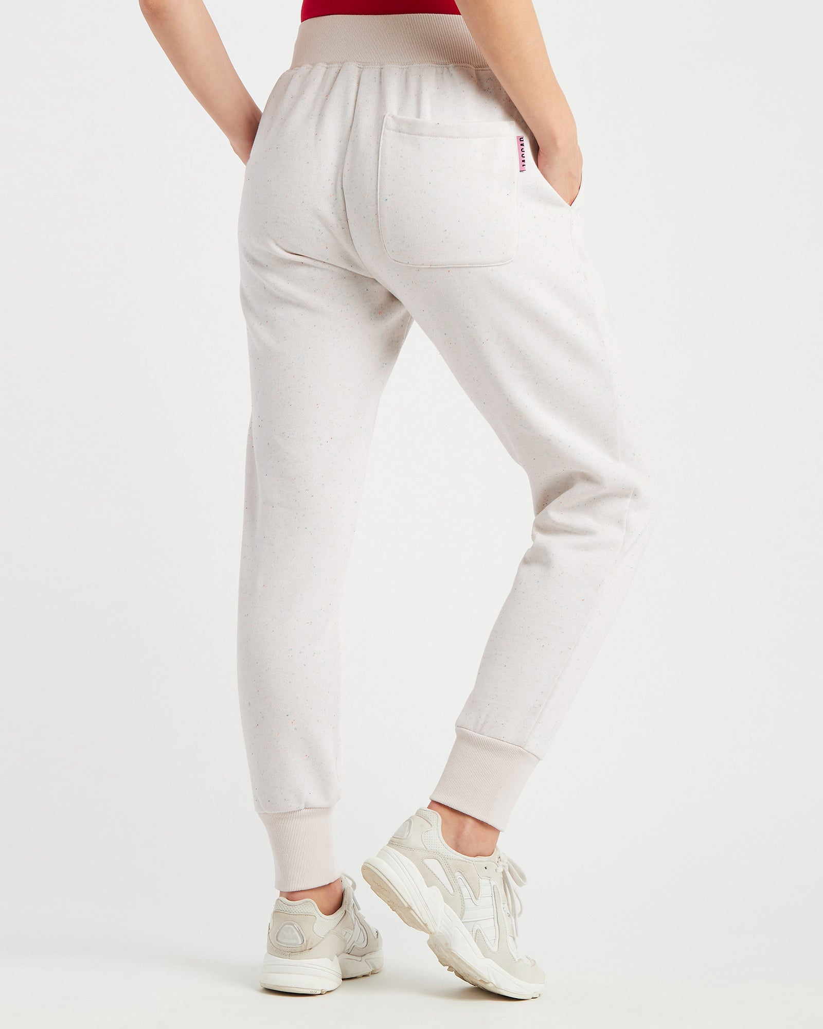 Montaigne High Waist Trackpant