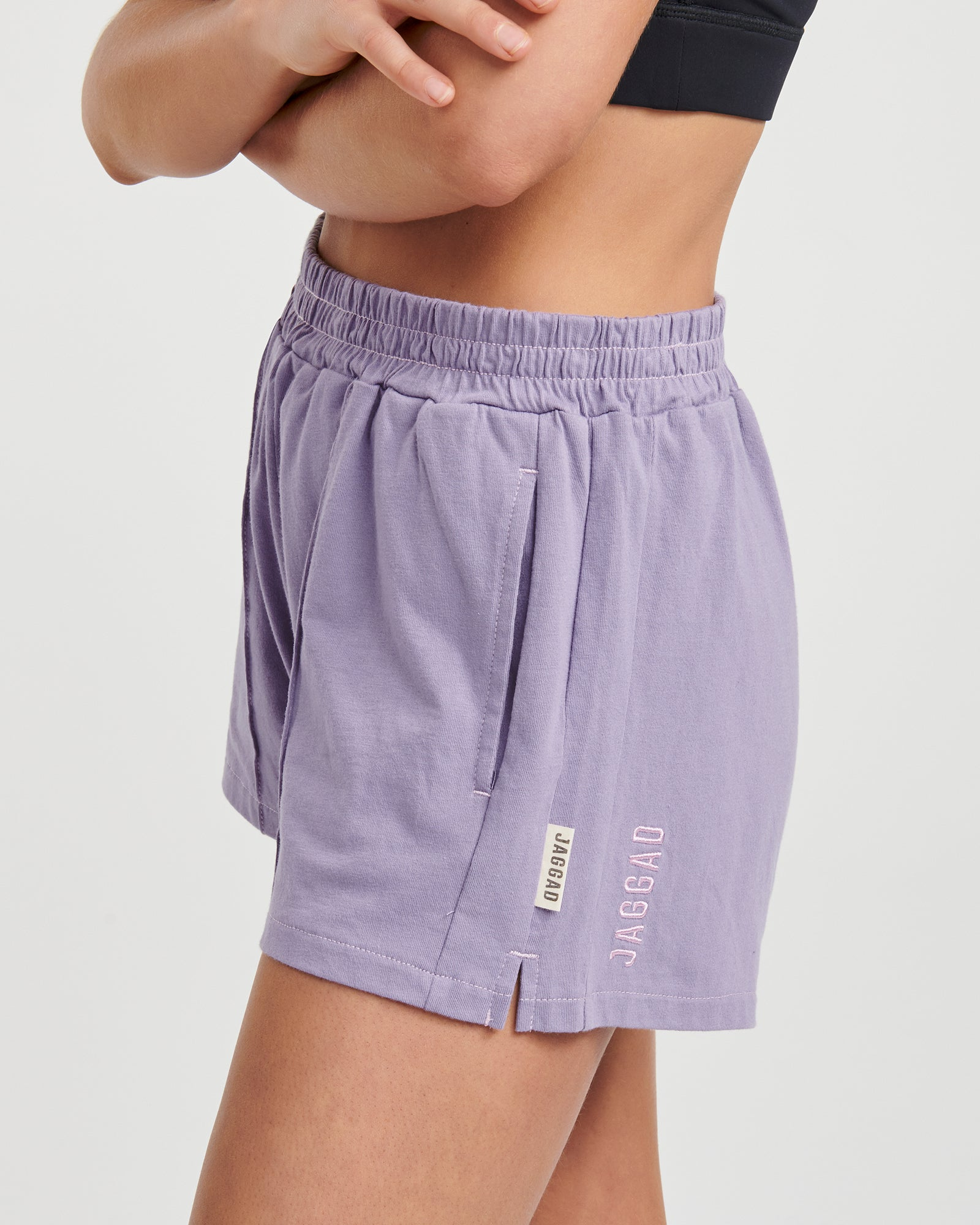 Reflect Organic Cotton Short Lavender