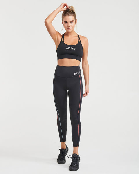 O'Hara High Waist 7/8 Glace' Leggings