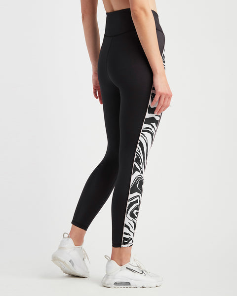 Cairo High Waist 7/8 Glace Legging