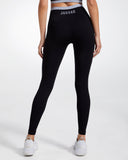 PORTLAND FULL LENGTH SEAMLESS LEGGING BLACK