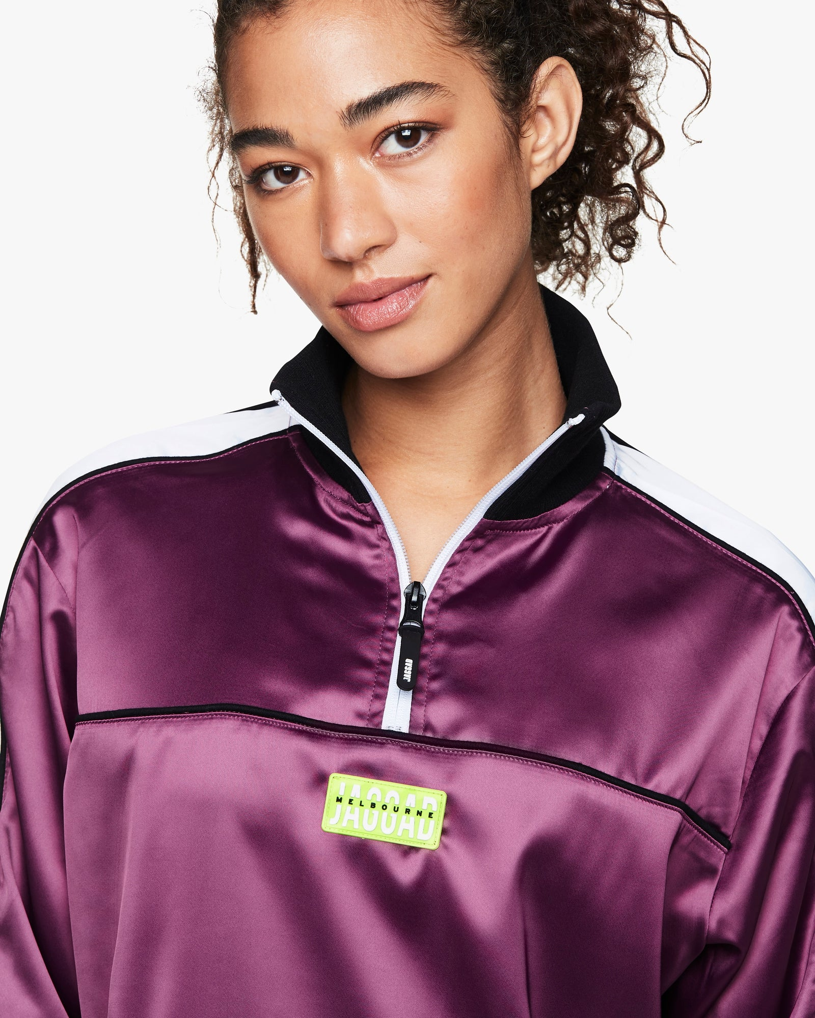 Ventura Zip Up Track Jacket