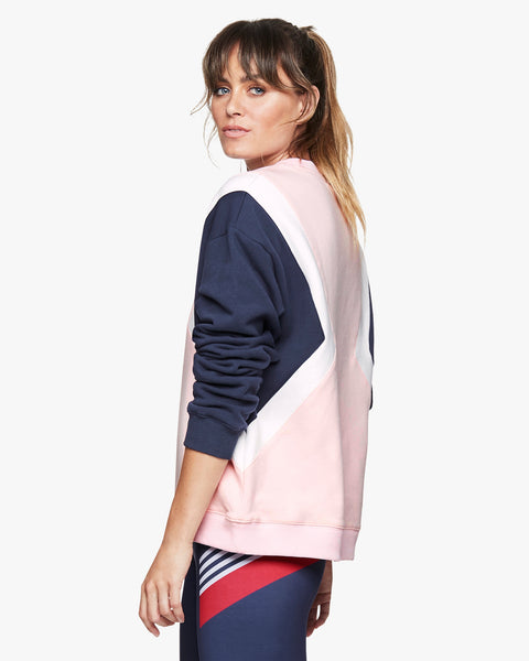Grande Panelled Sweater
