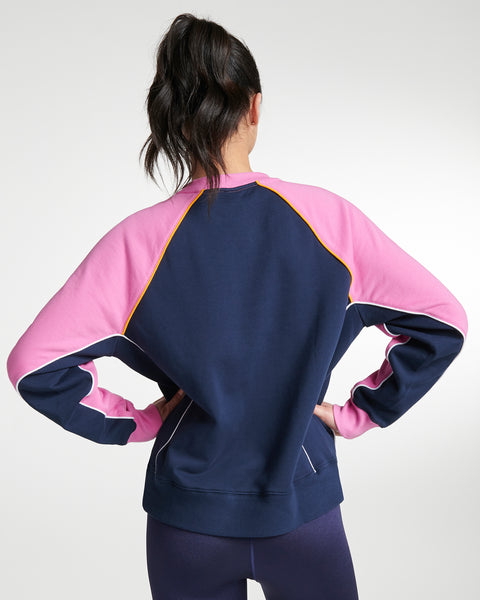 Vista Del Mar Raglan Sweater