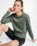 Classic Keyline Sweater Cool Khaki