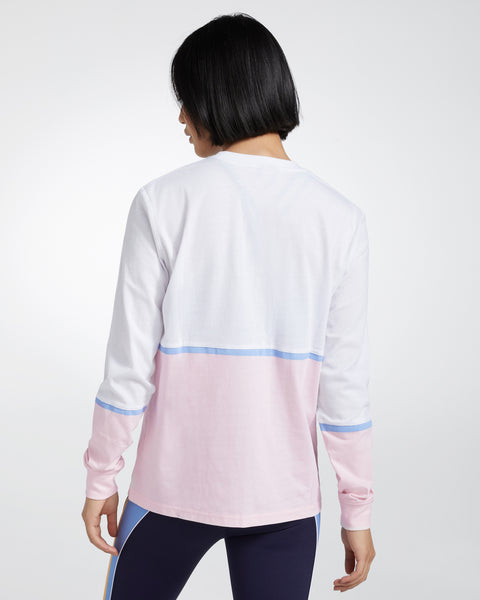 CALTERI LONG SLEEVE TEE