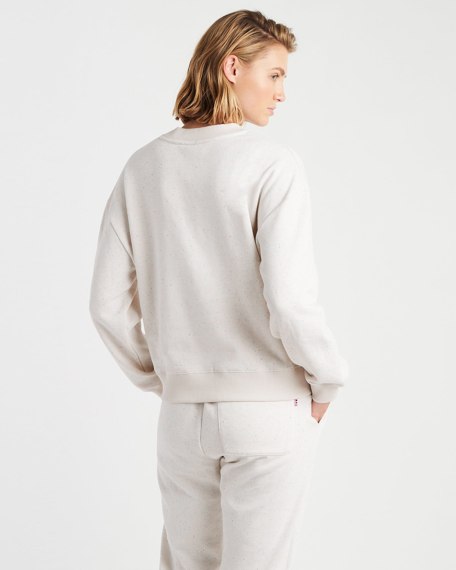 Montaigne Crop Sweater