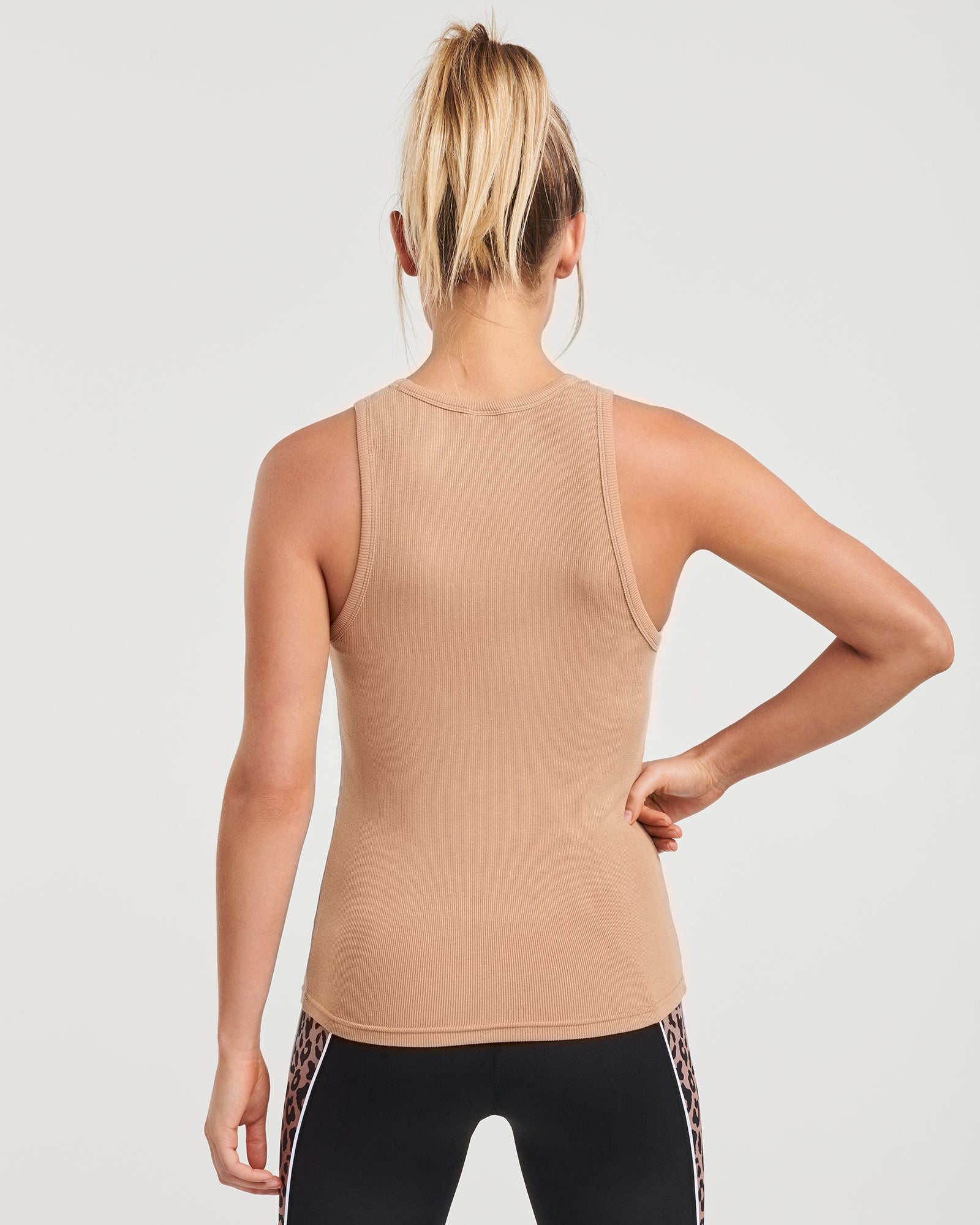 La Friole Fitted Rib Tank