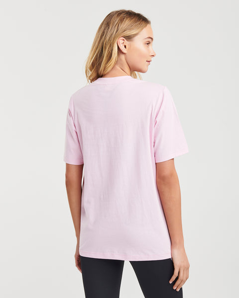 Pink Pacific Organic Cotton Boxy Tee
