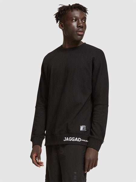 Black Core Sweater