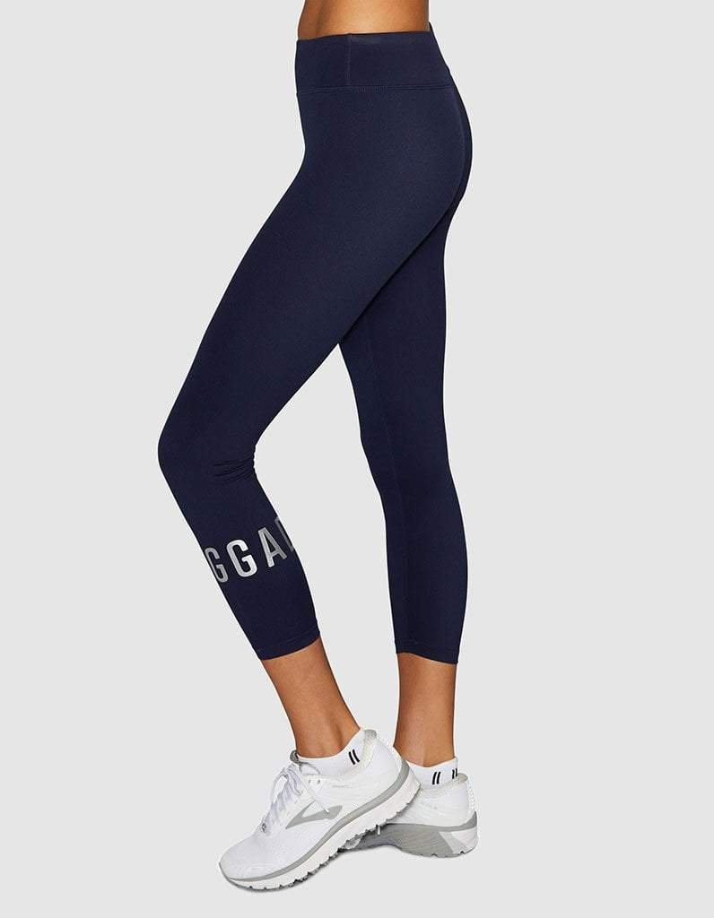 Classic Navy 7/8 Leggings