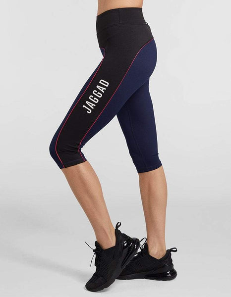 Jaggad Area 3/4 Leggings