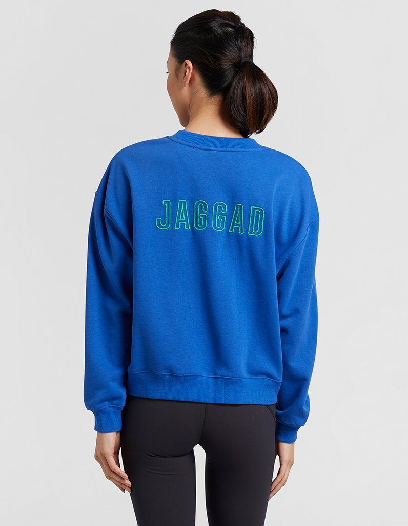 Jaggad Core Cali True Blue Sweater