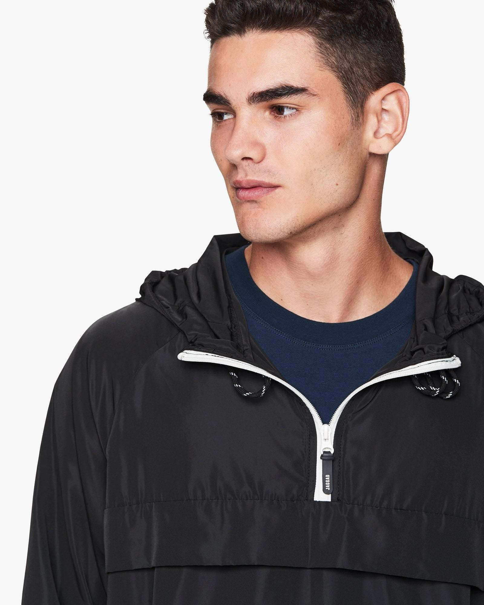 Jaggad Core Half-Zip Spray Jacket