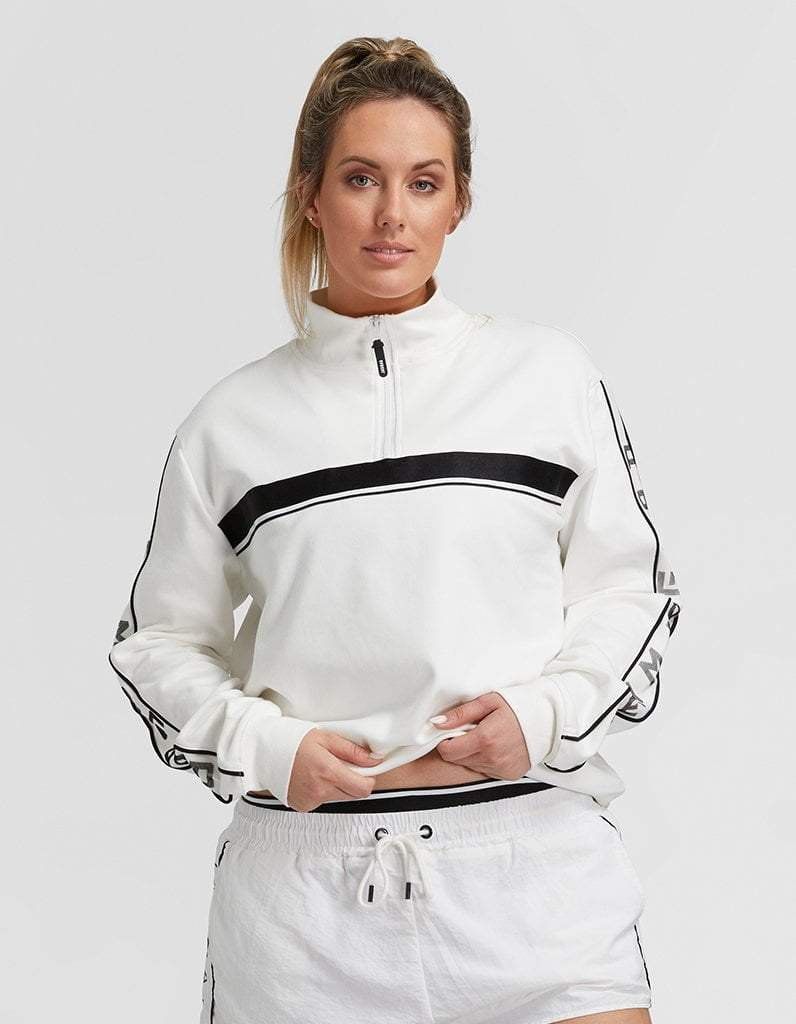 Jaggad Hawaii Zip Up Sweater