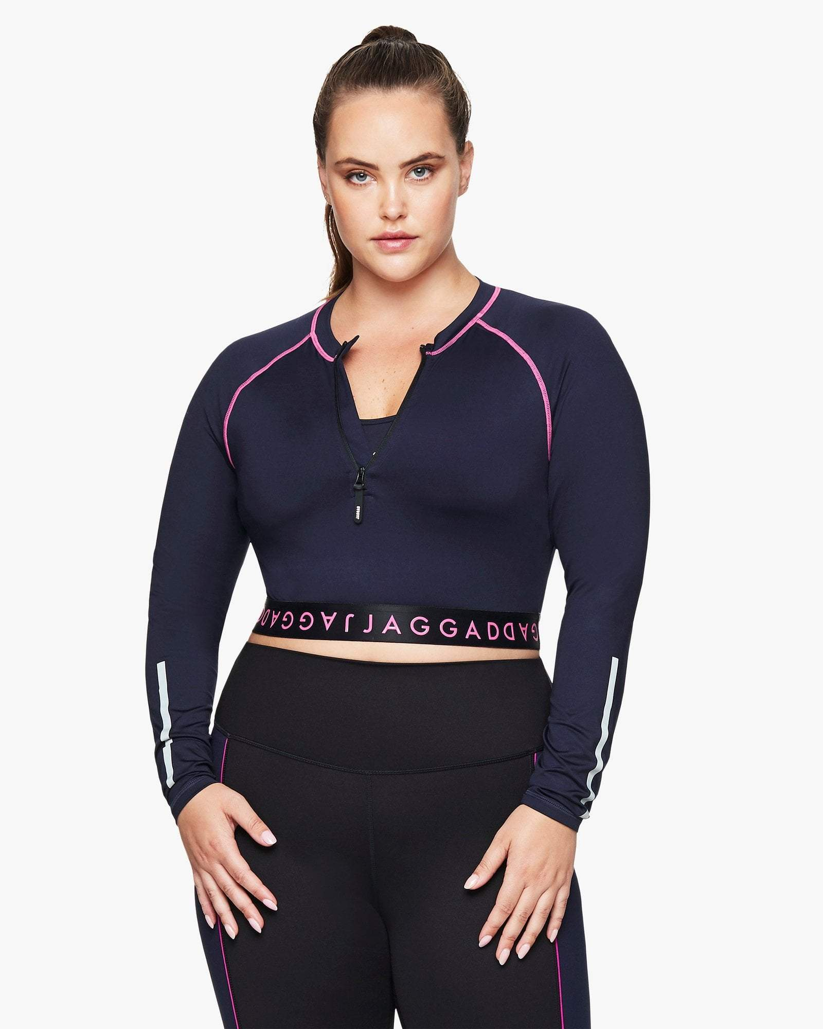 Jaggad La Brea Long Sleeve Run Top