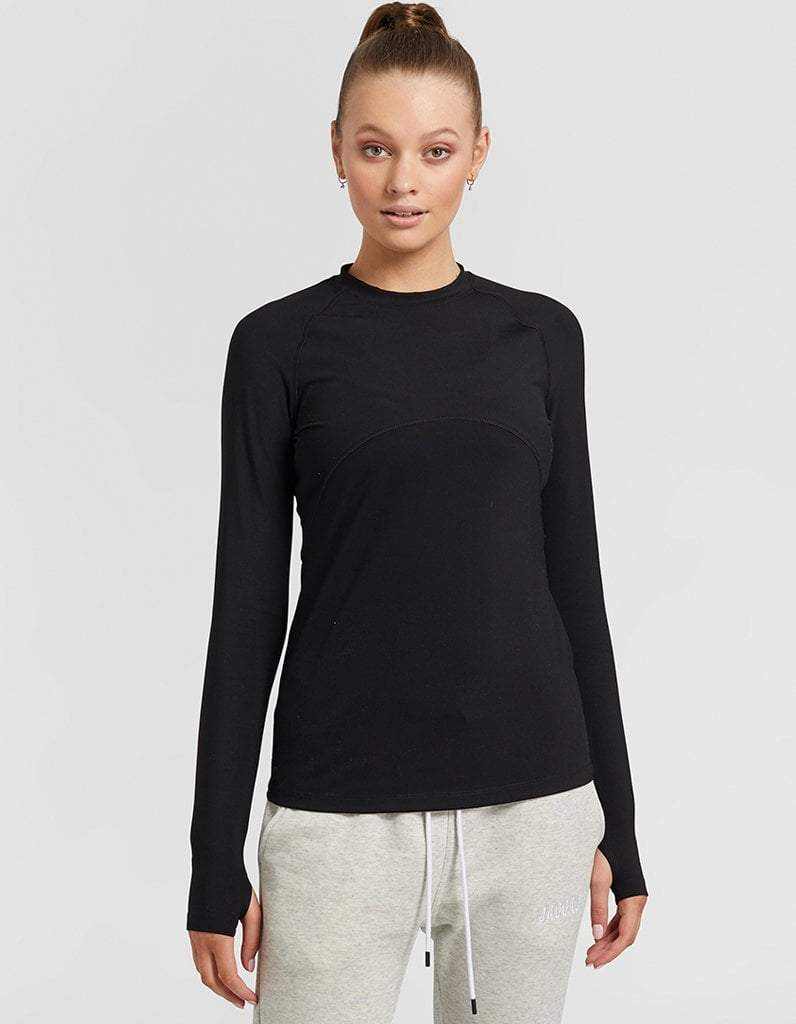 Jaggad Long Sleeve Run Top