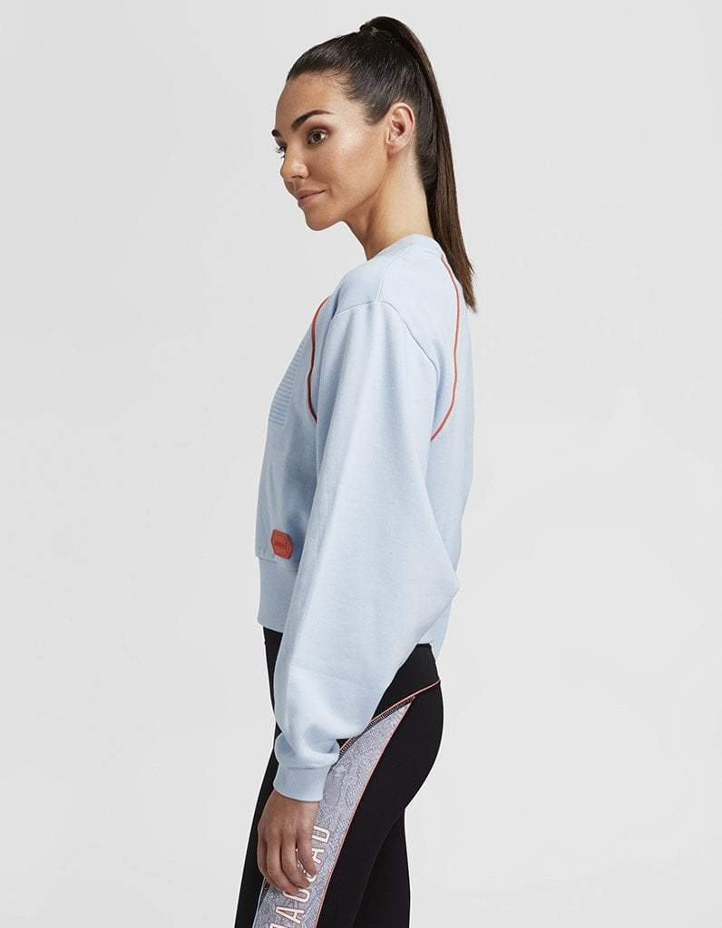 Jaggad Namibia Oversized Crop Sweater