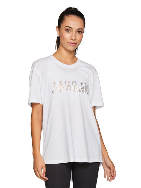 Jaggad Orchid Oversized Tee