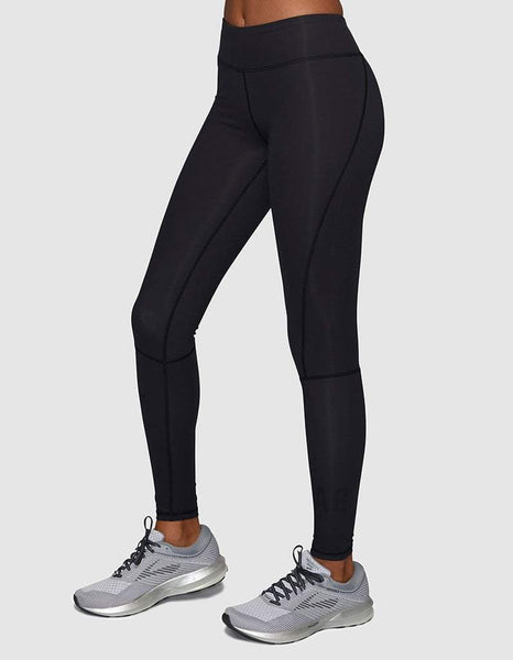 Women's Black Compression Leggings