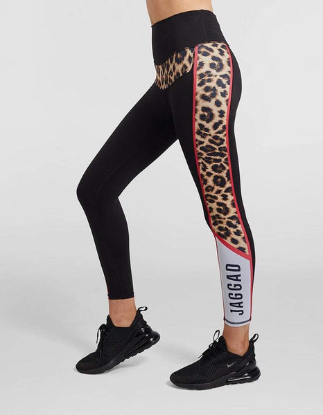 Zambia High Waist 7/8 Leggings
