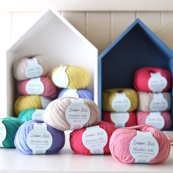 Welcome to Yummy Yarn and co's new website!